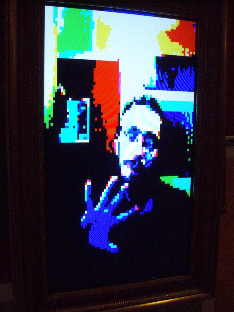 8-bit mirror