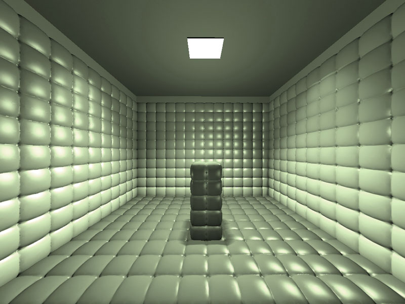 psychotik room